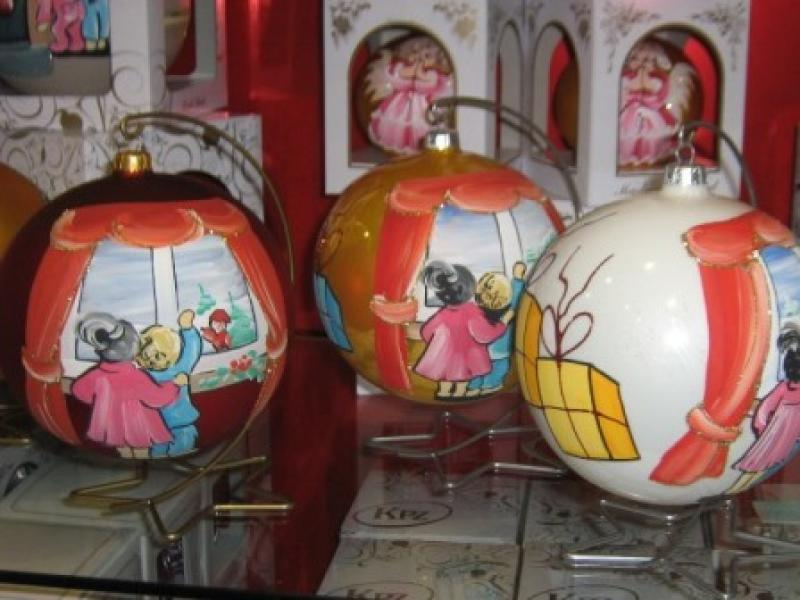 Polskie szklane kule podbijają świat