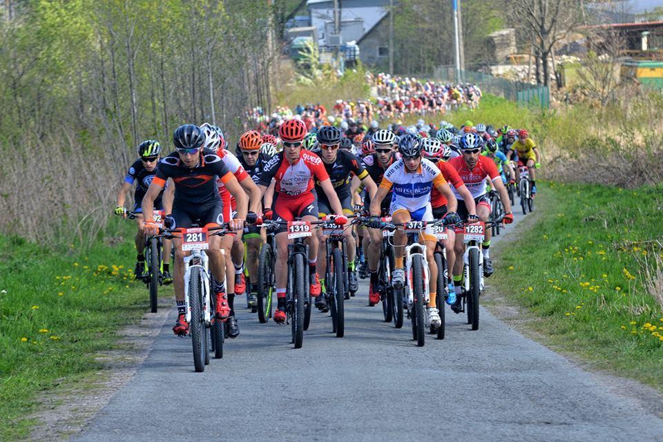 Bike Maraton Polanica - Zdrój. Uderzenie nr 2