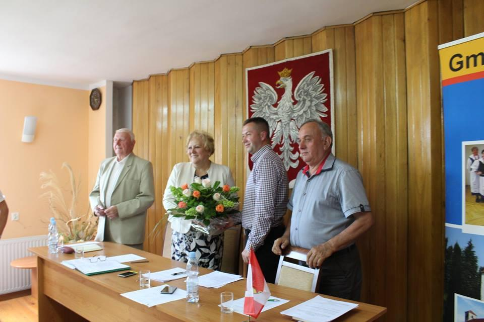 Absolutorium dla wójta gminy Udanin udzielone