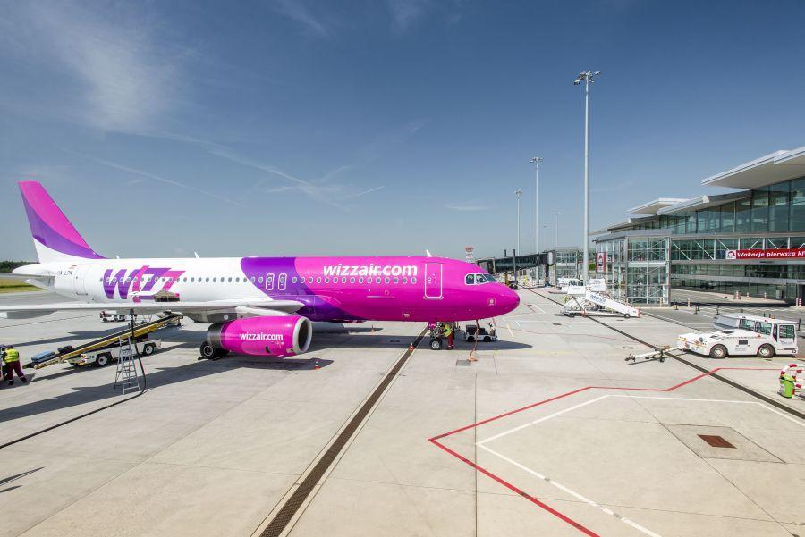 Wizz Air ogłosił nowe połączenie zWrocławia