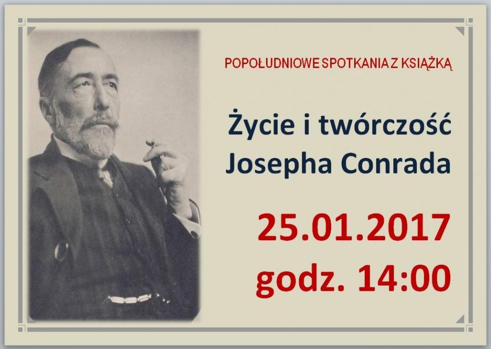 Spotkanie zConradem/Korzeniowskim