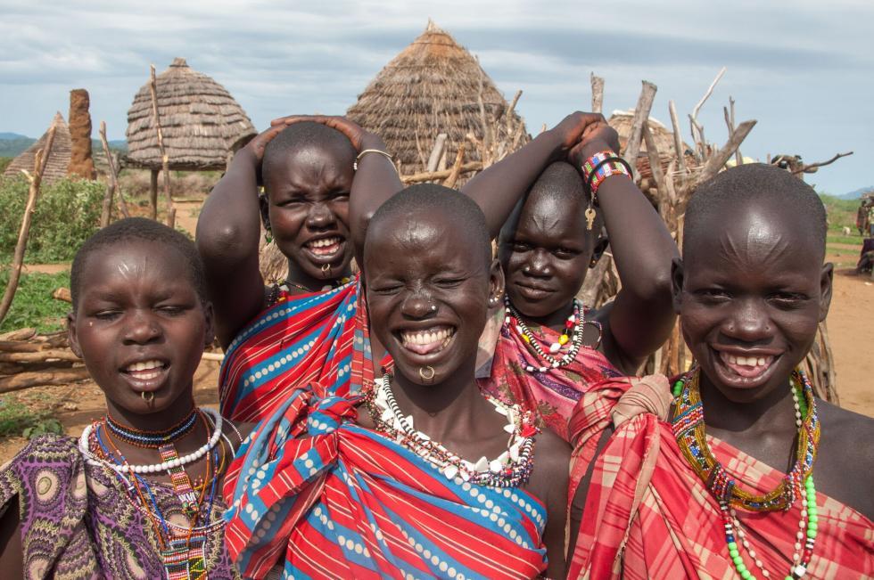 Sudan Południowy, historie zinnego świata - spotkanie zPiotrem Horzelą