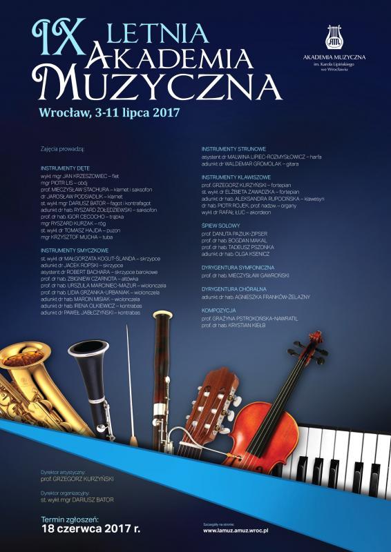IX Letnia Akademia Muzyczna