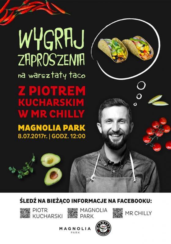 Warsztaty kulinarne zPiotrem Kucharskim. Wygraj zaproszenie