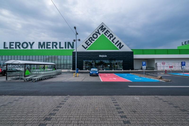 Leroy Merlin Wrocław Krakowska. Przed otwarciem
