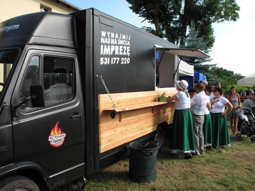 Pierwszy średzki food truck -  Na Wolnym Ogniu - zaparkuje już wlipcu