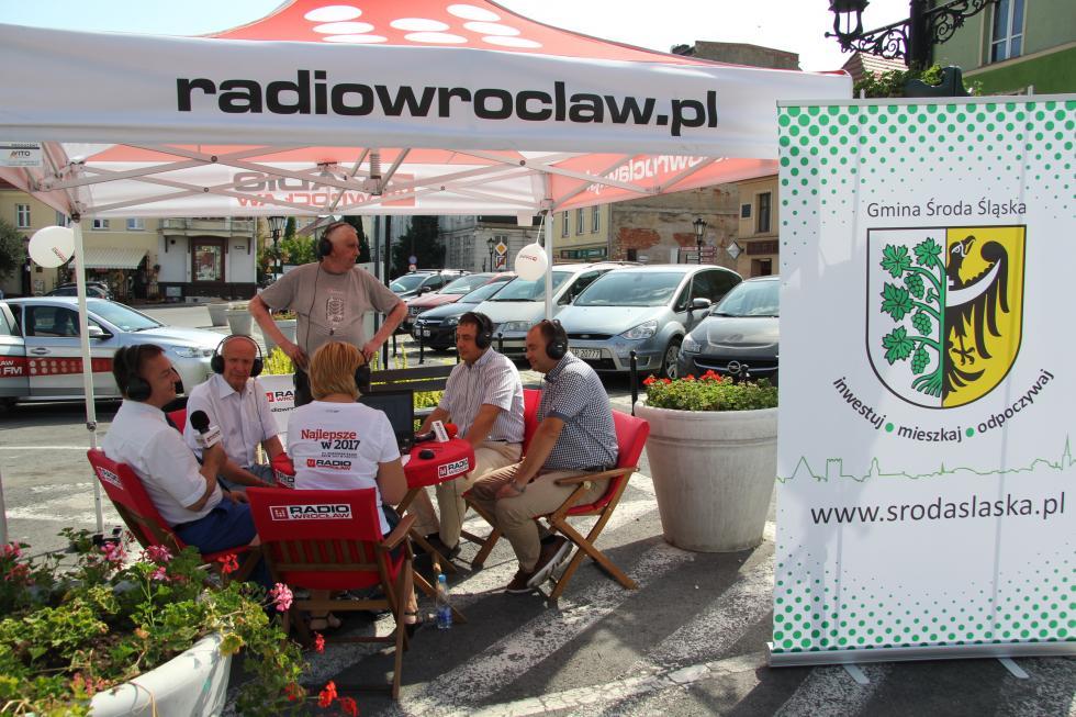 Radio Wrocław wŚrodzie Śląskiej