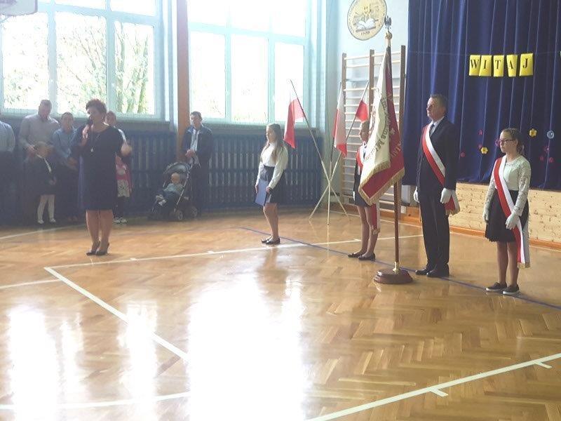 Inauguracja roku szkolnego wZespole Szkolno – Przedszkolnym wUdaninie