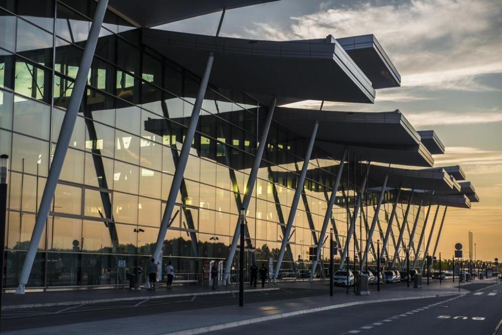 Port Lotniczy Wrocław: już ponad 2,2 mln pasażerów