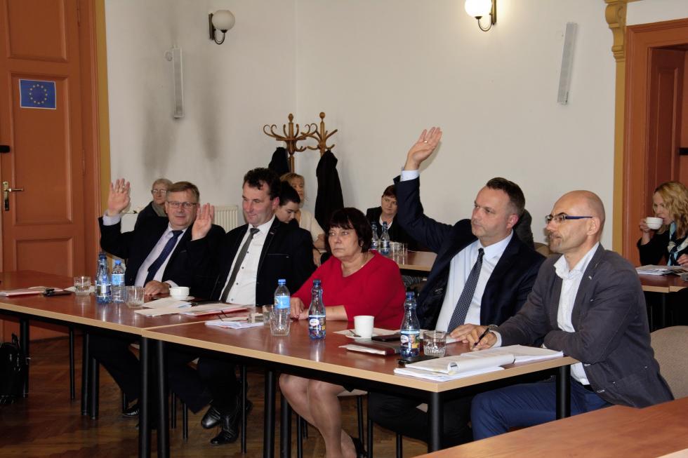 38. sesja rady powiatu