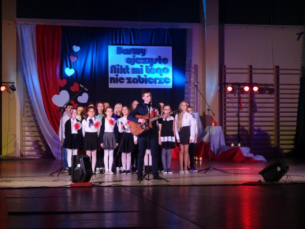 Obchody Święta Niepodległości wMiękini
