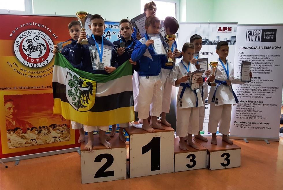 Kolejne medale karateków -  tym razem wCuprum Cup