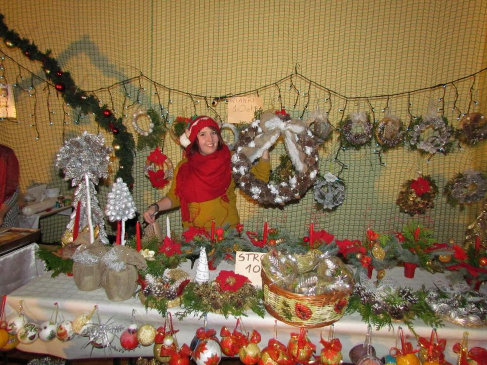 Kiermasz Bożonarodzeniowy wMiękini