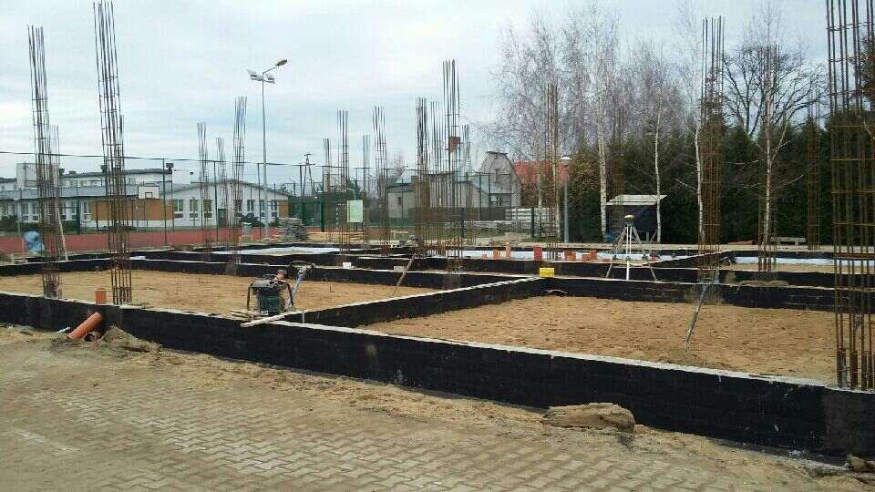 Rozbudowa szkoły wPisarzowicach