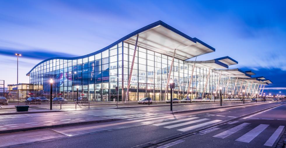 Rekordowy rok wrocławskiego lotniska – blisko 2,9 mln pasażerów