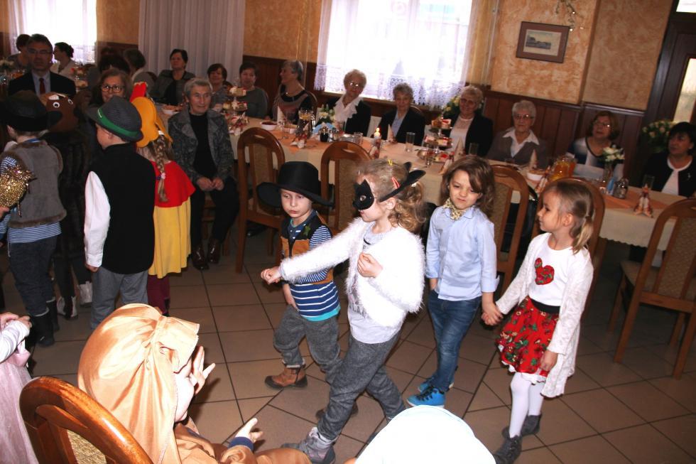 Spotkanie świąteczne wStarym Ratuszu