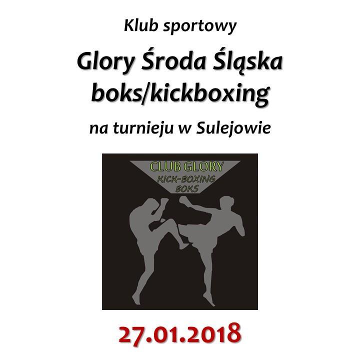 GLORY Środa Śląska wSulejowie