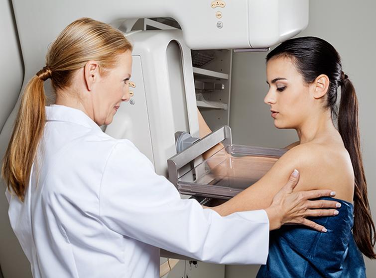 Mammografia wŚrodzie Śląskiej