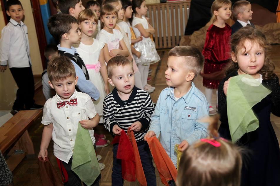 Przedszkolaki tradycyjnie iinnowacyjnie