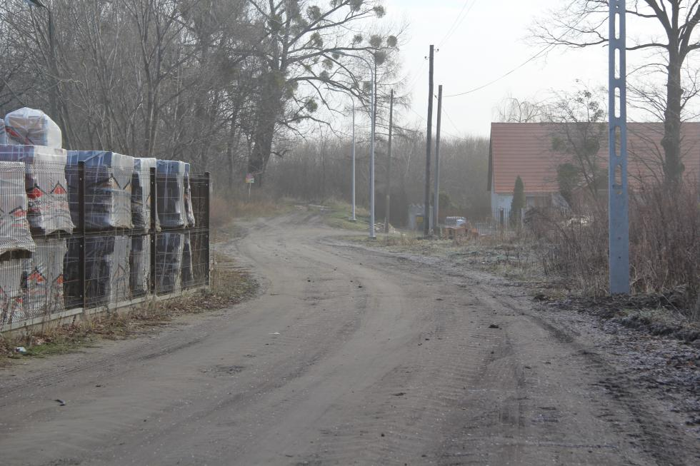 Umowa na drogi gminne wChwalimierzu iCiechowie