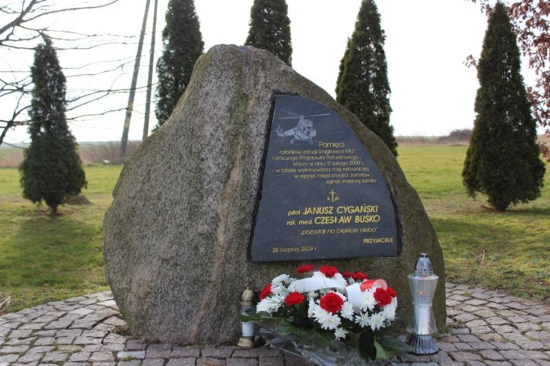 9 rocznica katastrofy wJarostowie