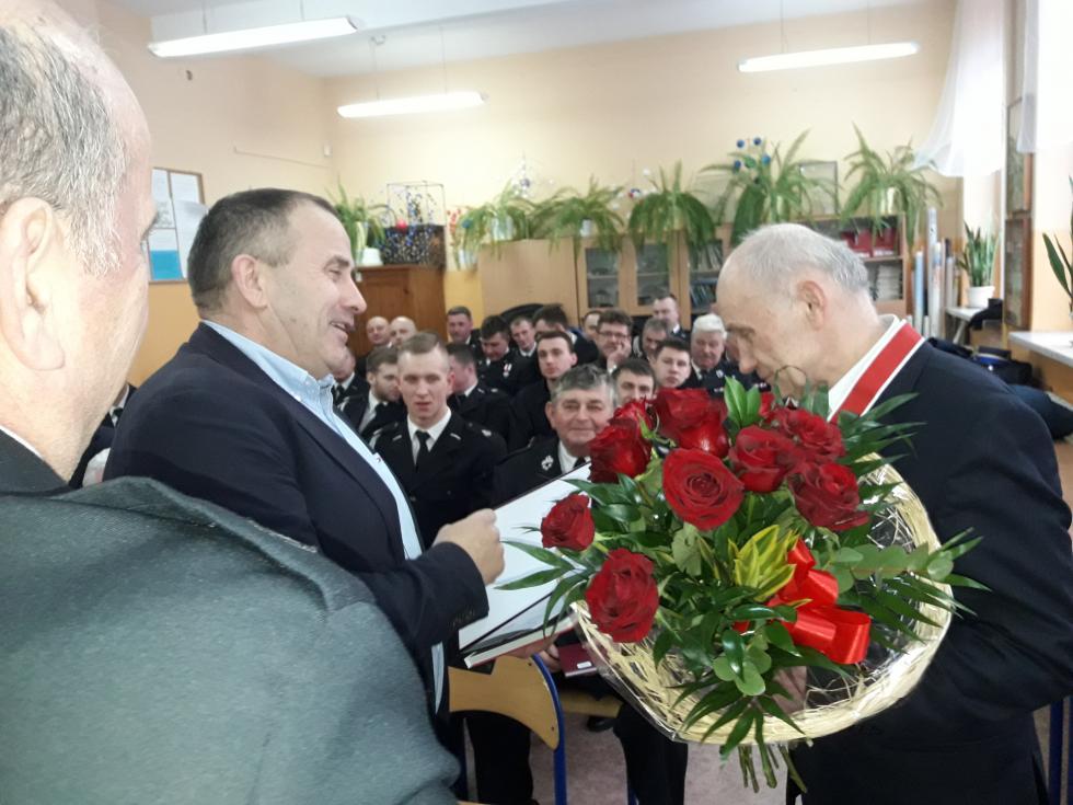 Dh Tadeusz Semeniuk wyróżniony przez wójta gminy Miękinia