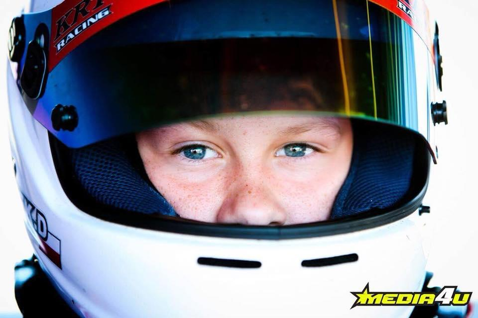 Damian 14. wwinale wiosennej Rundy Rok Cup Italia Area Nord