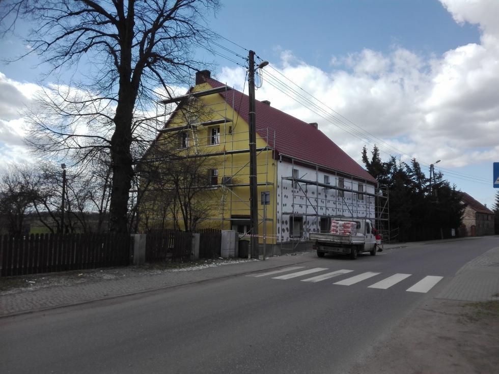 Raport zplacu budowy wgminie Miękinia