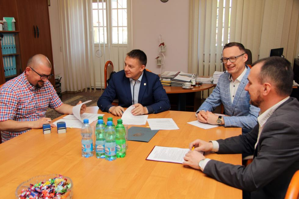 Nowe drogi wgminie Środa Śląska