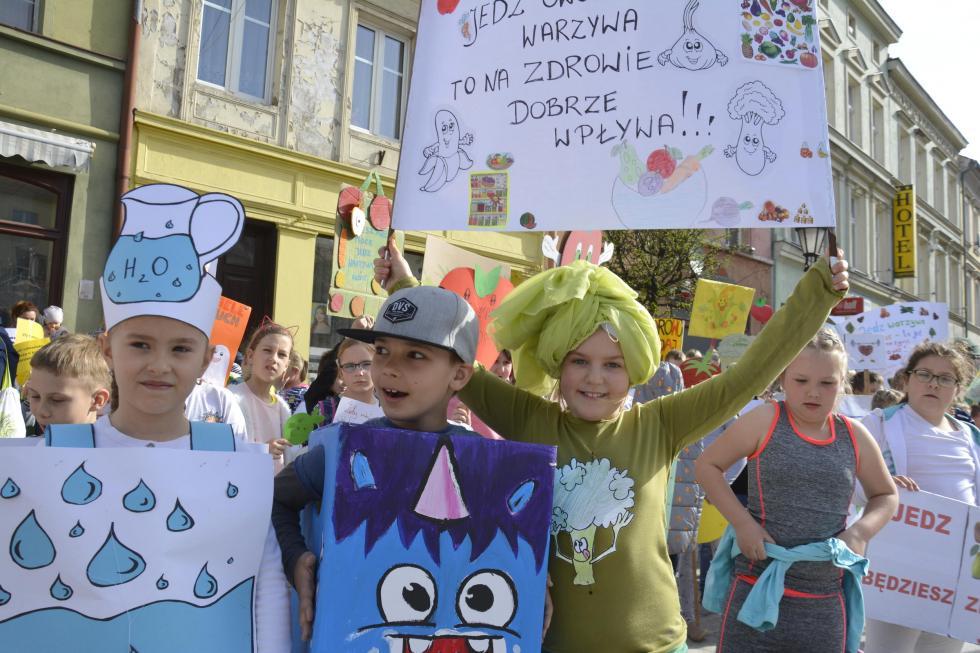 Powiatowa Parada Zdrowia
