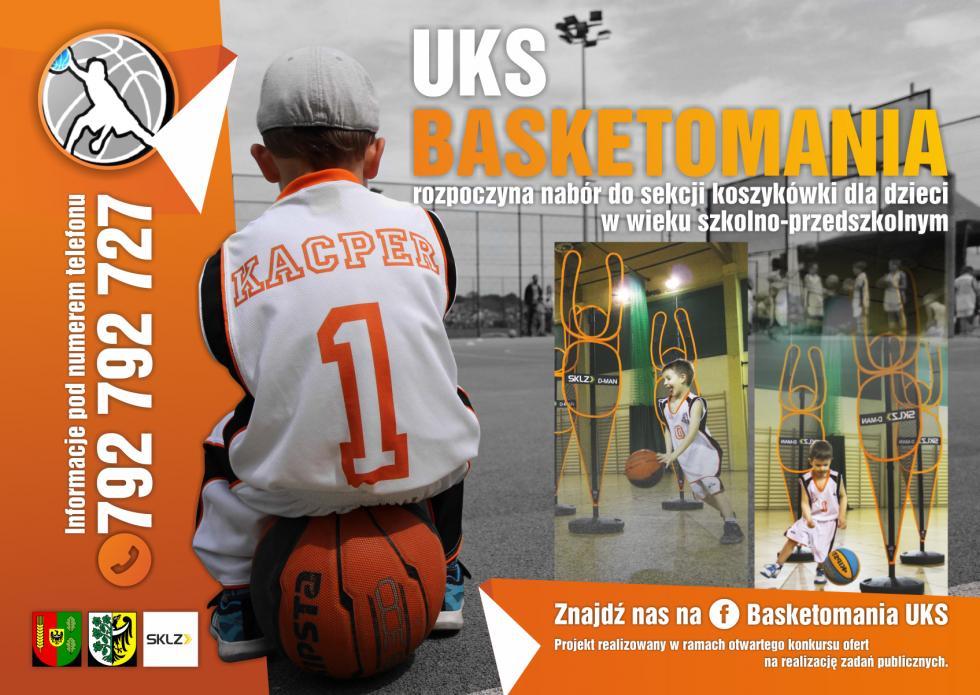 Nabór dosekcji koszykówki