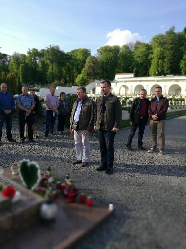 Wizyta partnerska na Ukrainie