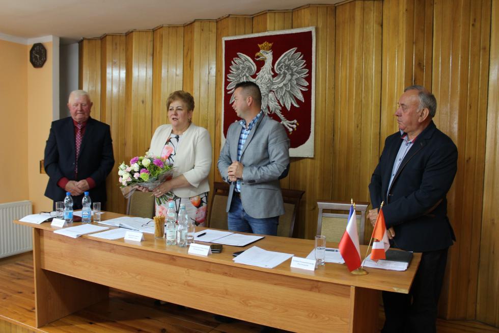 Absolutorium dla wójta gminy Udanin jednogłośne