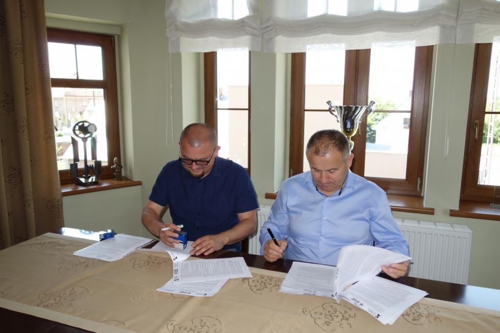 Za ponad 1 mln zł rusza przebudowa kolejnych dróg gminy