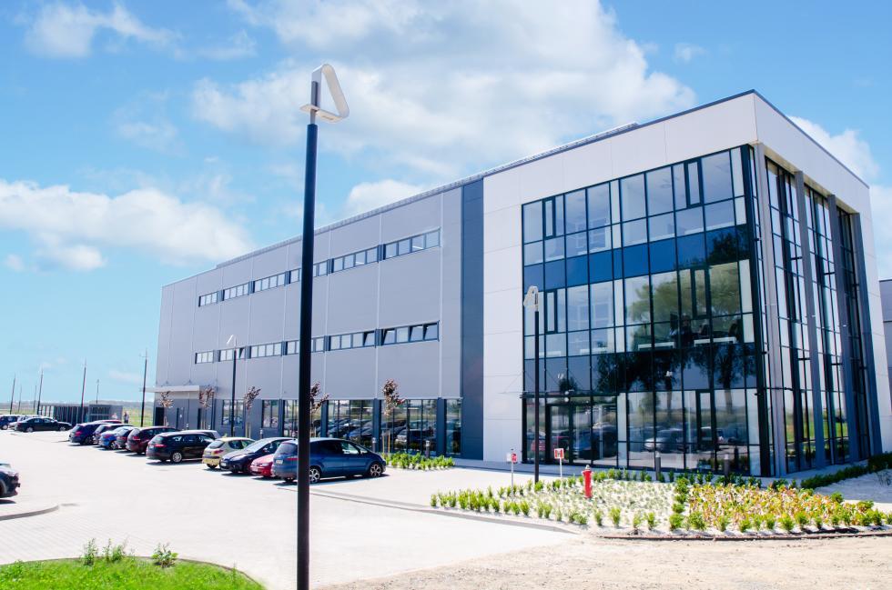 Nowa fabryka WAGO weWróblowicach
