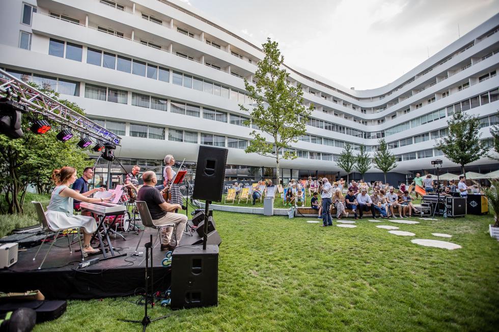 Wrocław pożegna wakacje jazzem, sportem irelaksem