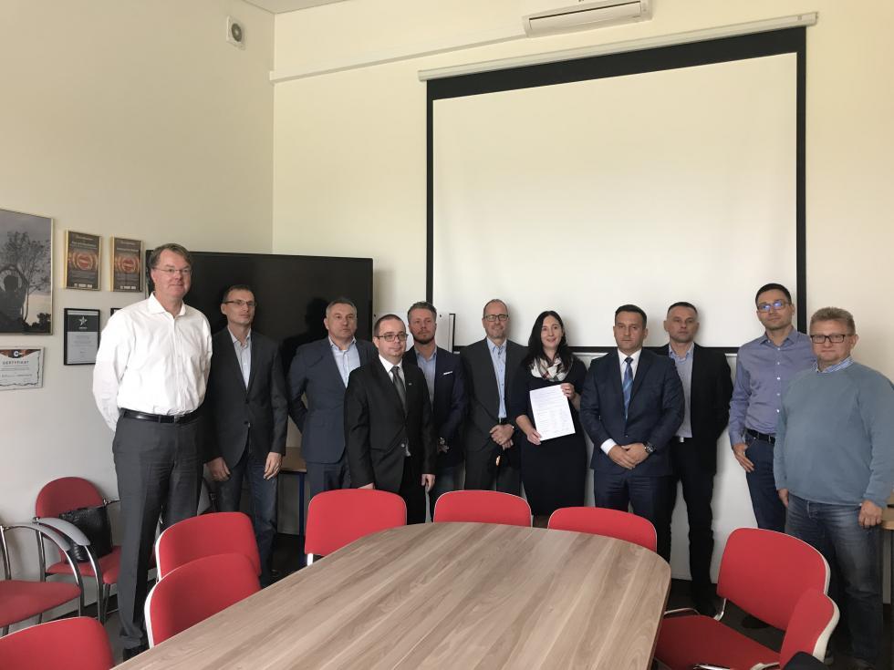 Porozumienie przedsiębiorców na rzecz rozwoju Środy Śląskiej