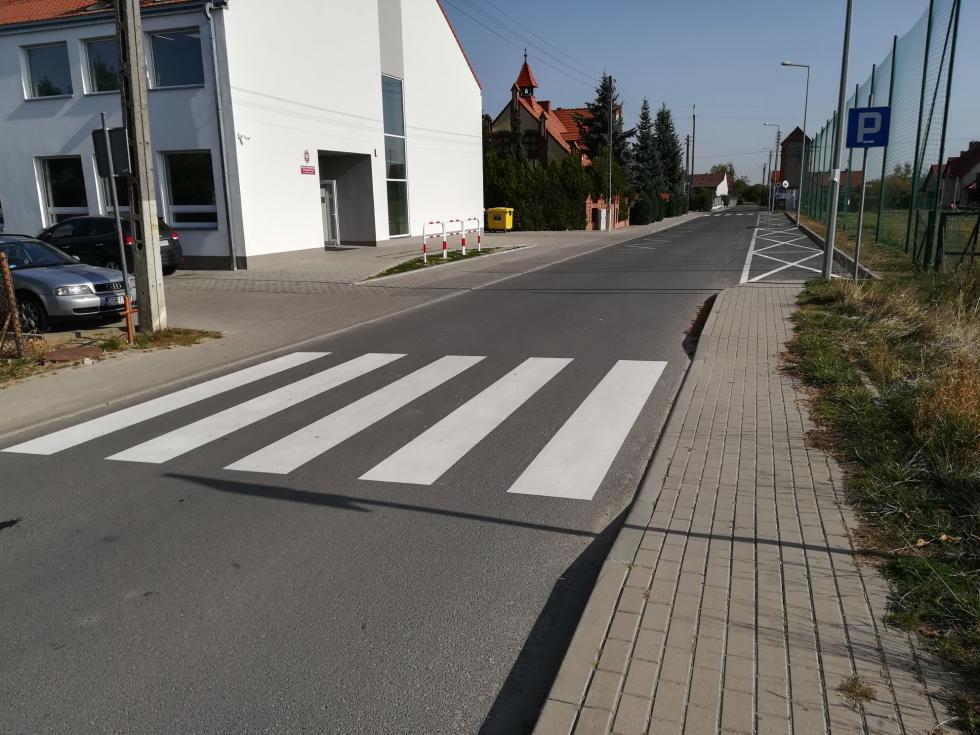 Poprawa bezpieczeństwa drogowego