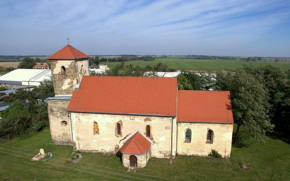 Remont wkościele św. Urszuli