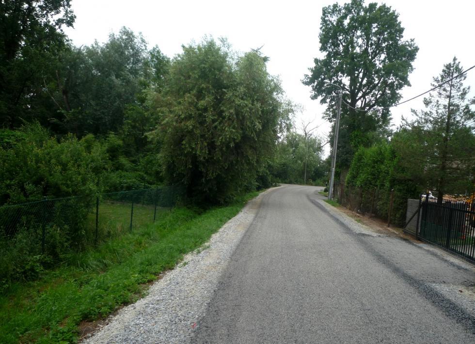 Przebudowa drogi gminnej
