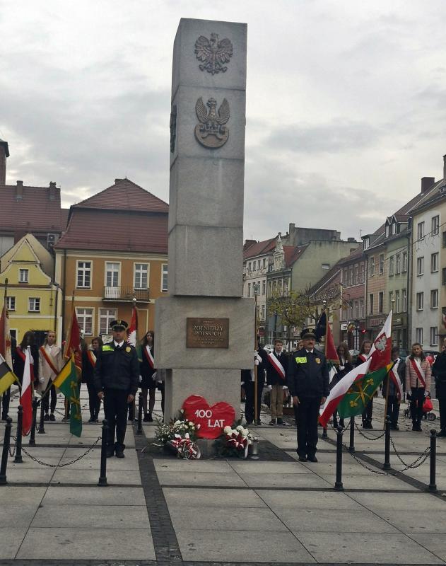 Święto niepodległości wMieście Skarbów