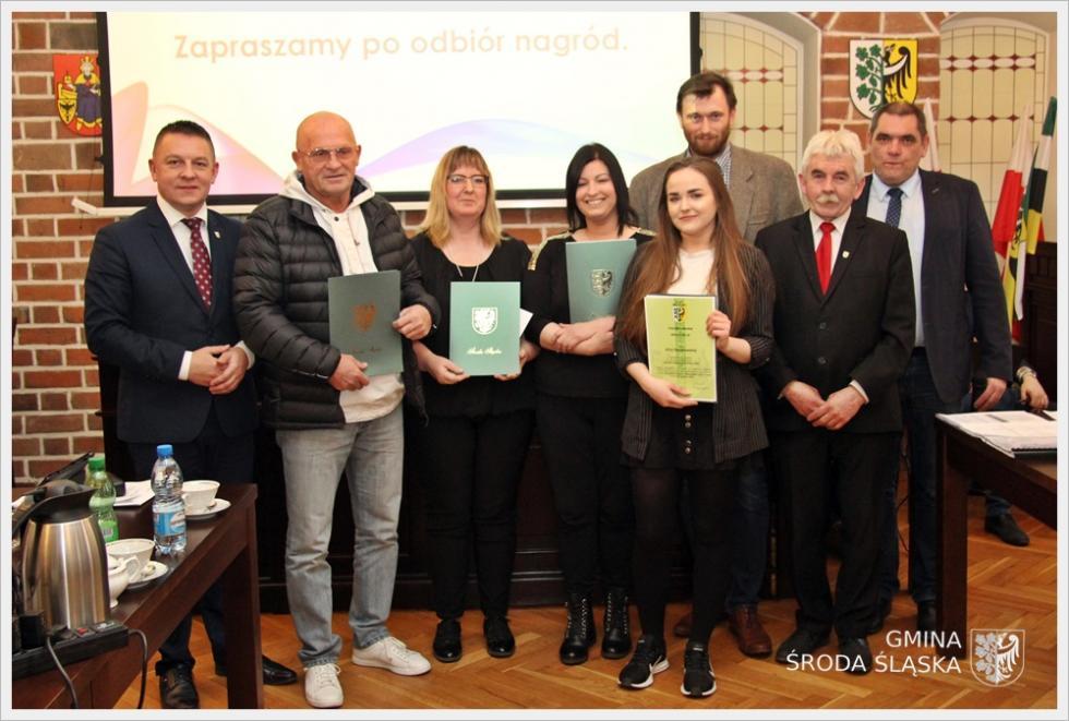 Laureaci Plebiscytu Gminne Wydarzenie Roku 2018