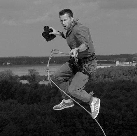 Mistrz fotografii czarno-białej weWrocławiu