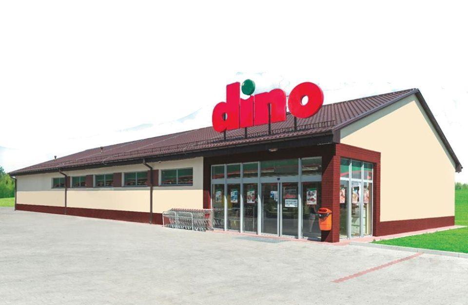 Market DINO powstanie wMazurowicach
