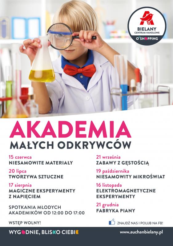Magiczne eksperymenty zwodą – warsztaty naukowe dla dzieci
