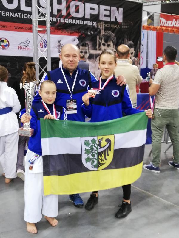Złoto Mileny Żurek wPolish Open