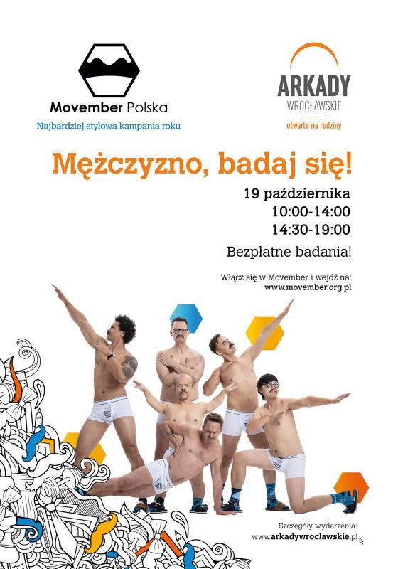 """""""Zrób to dla jaj"""" wArkadach Wrocławskich - bezpłatne badania dla panów"""