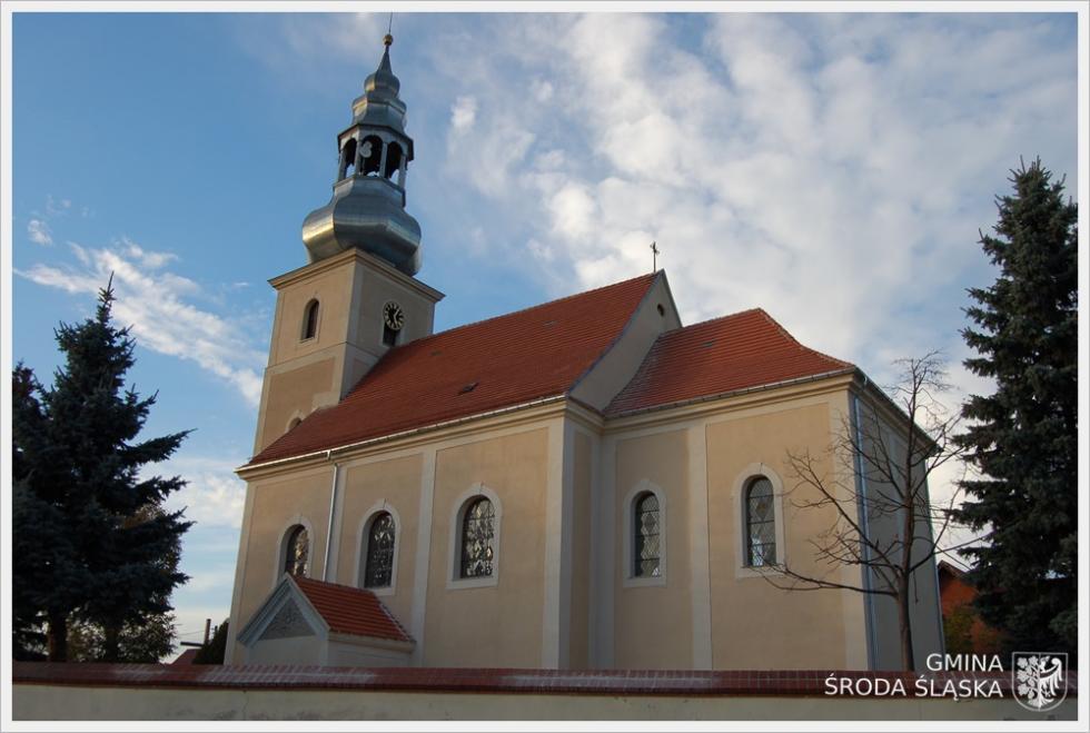 Remont kościoła wŚwiętem na finiszu