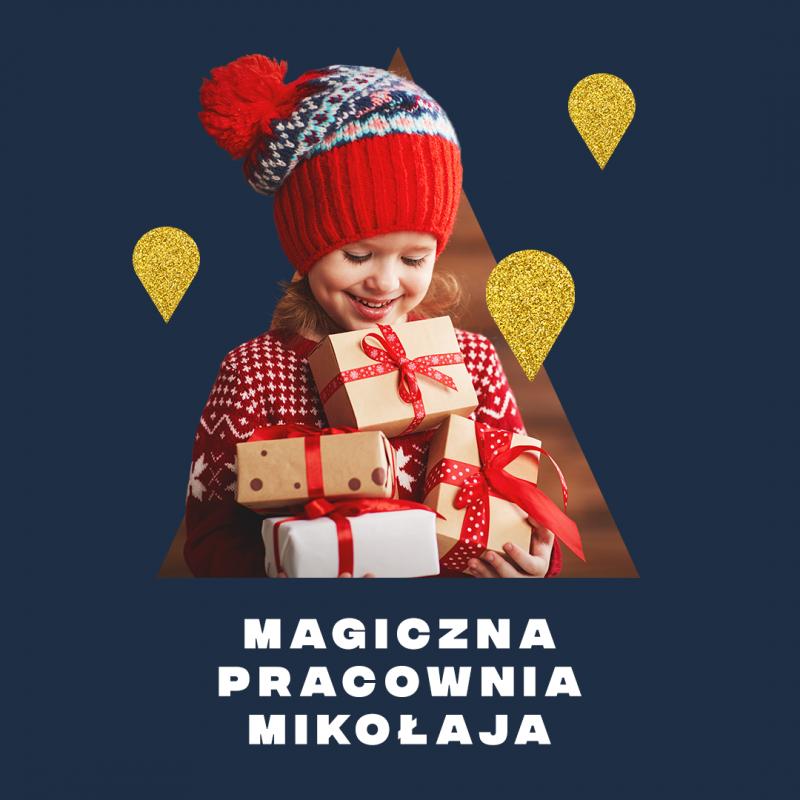 Mikołaj iekowarsztaty weWrocław Fashion Outlet