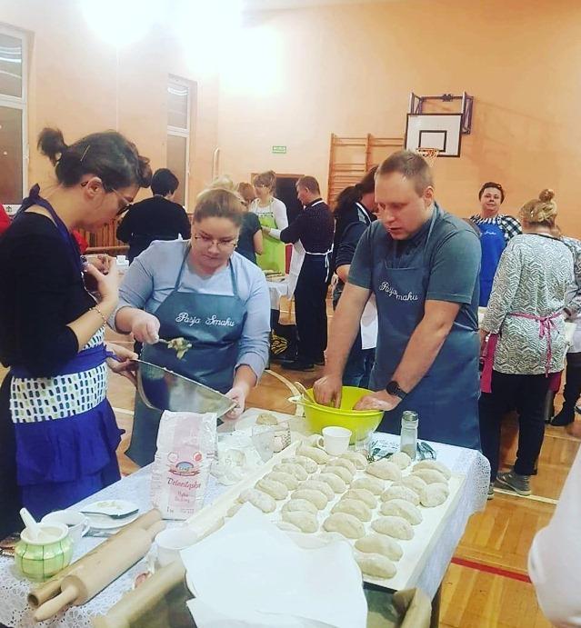 Udana kulinarna integracja wMieczkowie